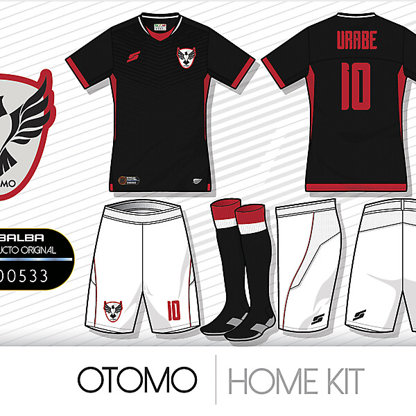 Otomo Home kit