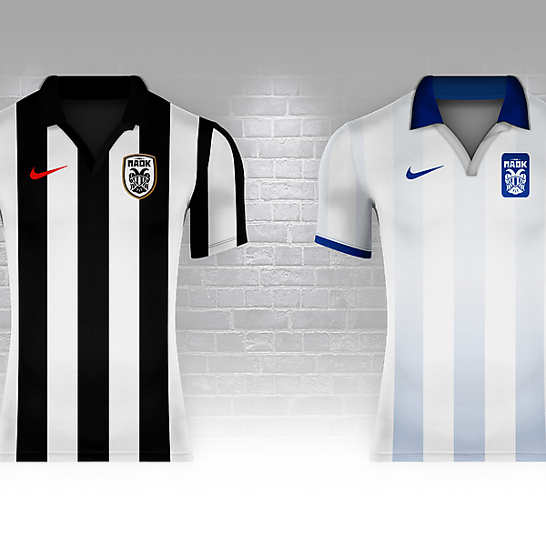 PAOK as Greece (Fantasy Nike World Cup Campaign)