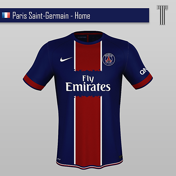 Paris SG - Home