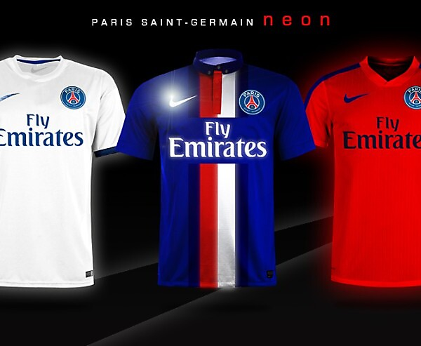 Paris SG 2014-2015 Kit