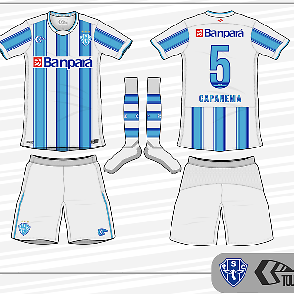 Paysandu Home Kit by Toucan