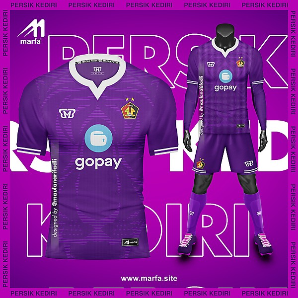PERSIK KEDIRI FANTASY HOME KIT CONCEPT