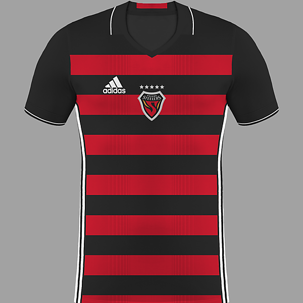 Pohang Steelers 16-17 Home