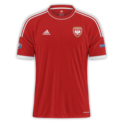Poland - Adidas Away - Fantasy EURO 2016