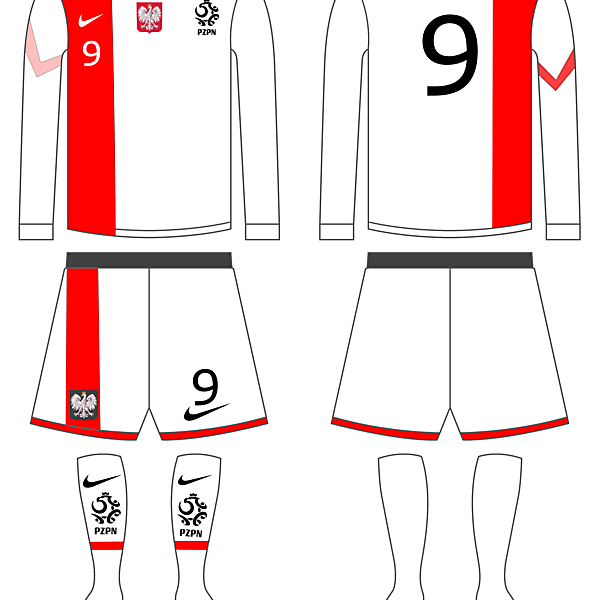 Poland Home Kit Fantasy