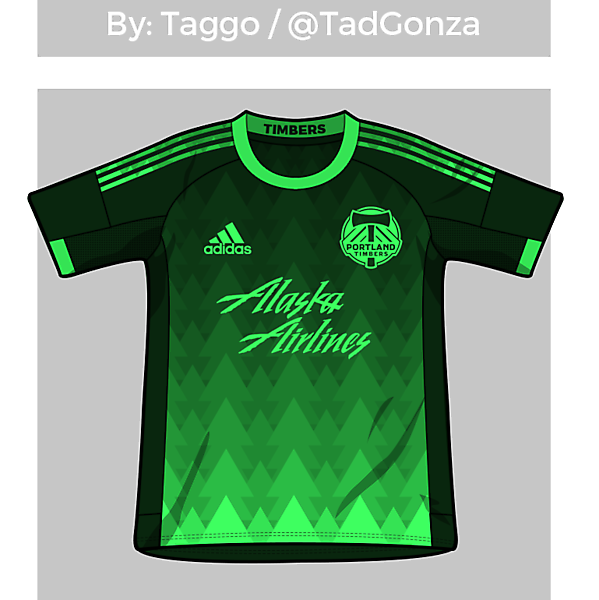 Portland Timbers Third