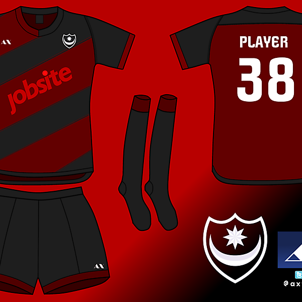 Portsmouth FC third kit