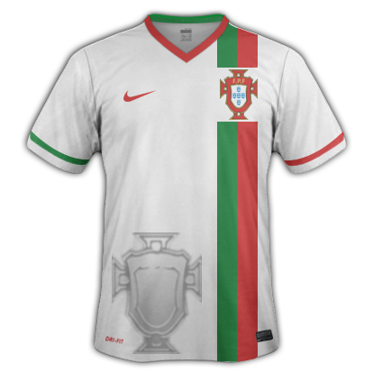 Portugal Fantasy Away