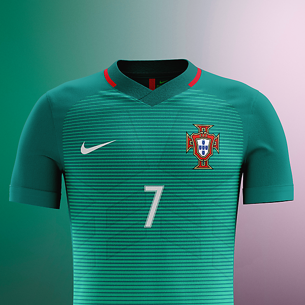 Portugal x Nike - 3rd front