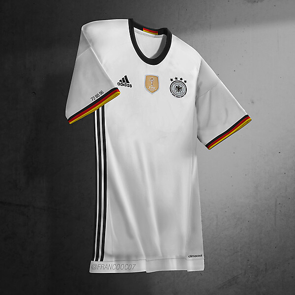 Probable Alemania 2016 - Home
