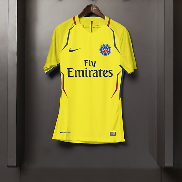 PSG Away Kit Nike