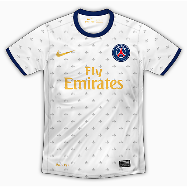 PSG Away Shirt - Nike