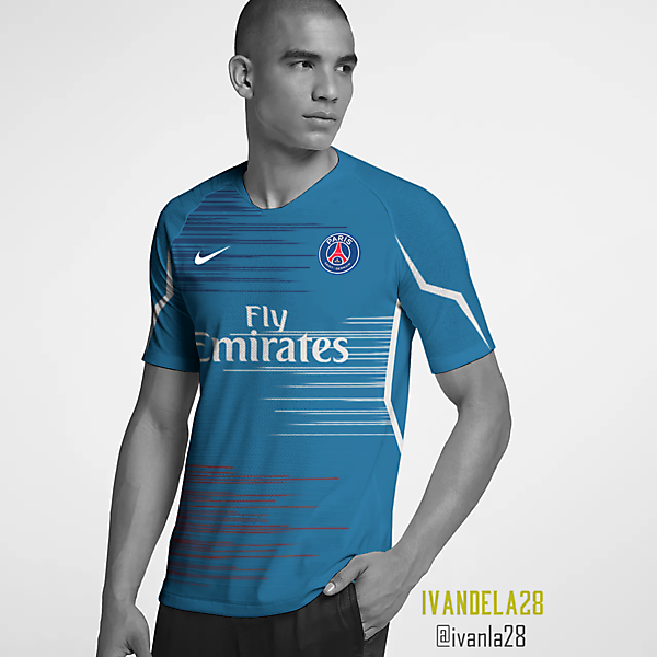 PSG Global Third Kit Nike