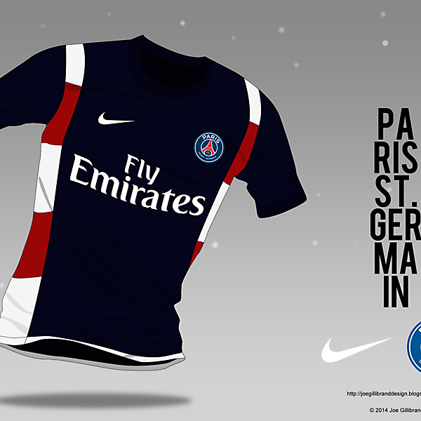 PSG Home kit concept