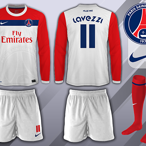 PSG Fantasy Away Kit