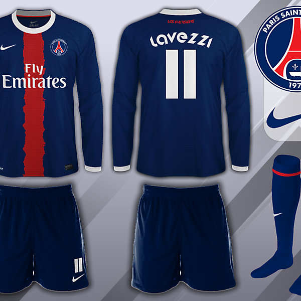 PSG Fantasy Home Kit