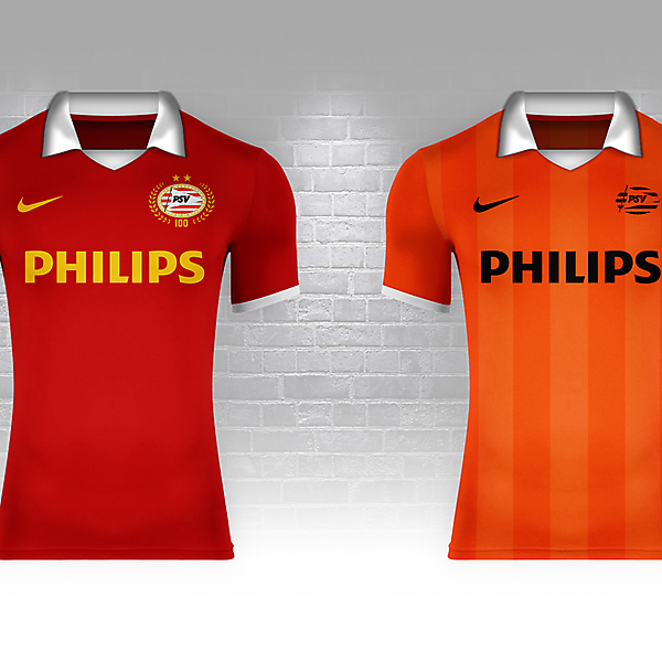 PSV Eindhoven as the Netherlands (Fantasy Nike World Cup Campaign)