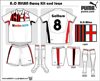AC MILAN Puma Away
