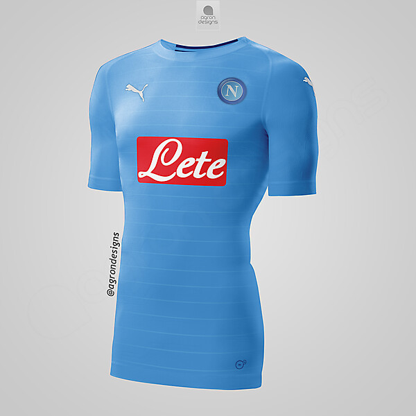 PUMA NAPOLI HOME KIT CONCEPT