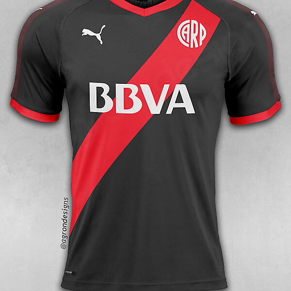 PUMA_TEMPLATE_RIVER PLATE AWAY KIT CONCEPT