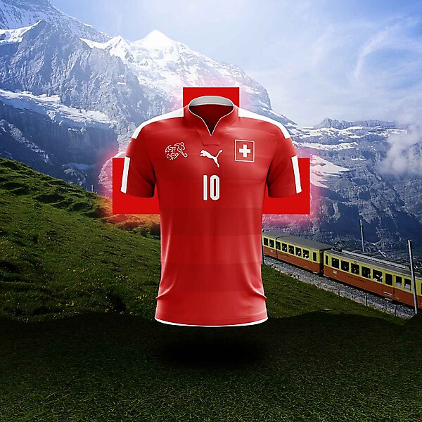 Puma x Switzerland  - Home