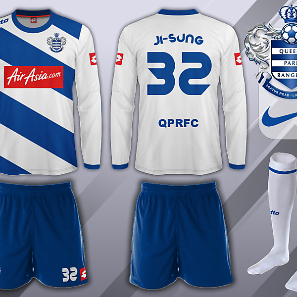 QPR Fantasy Home Kit