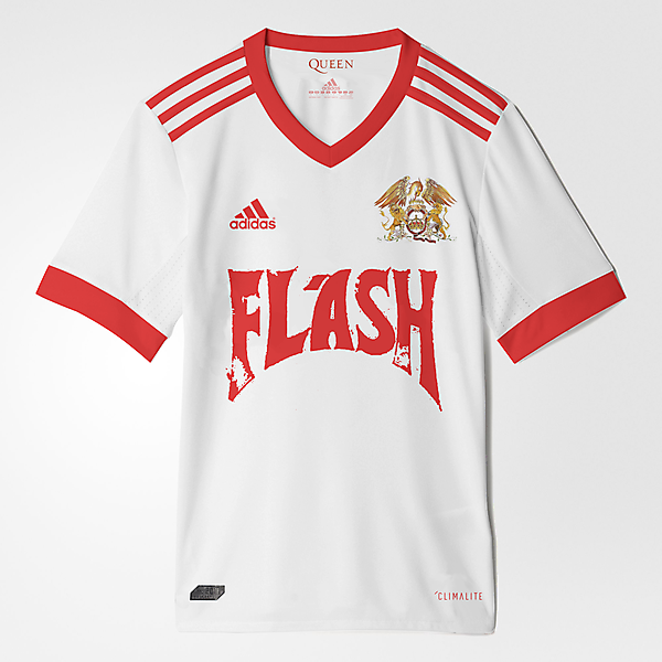 Queen Flash Gordon Adidas