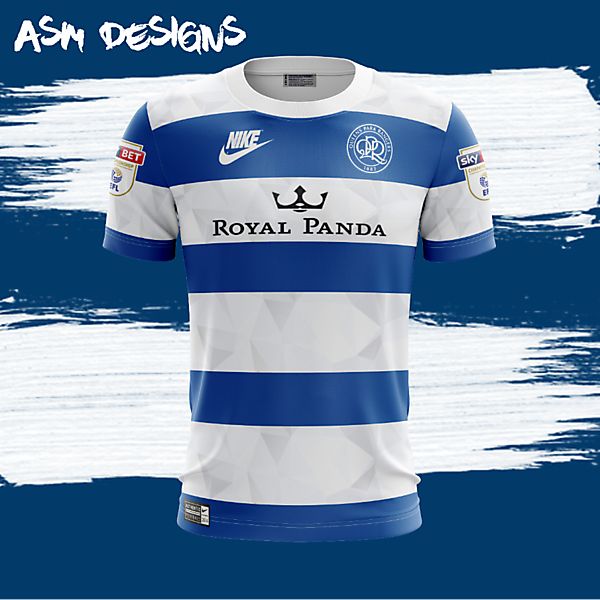Queens Park Rangers F.C. Nike 2018 Home Kit