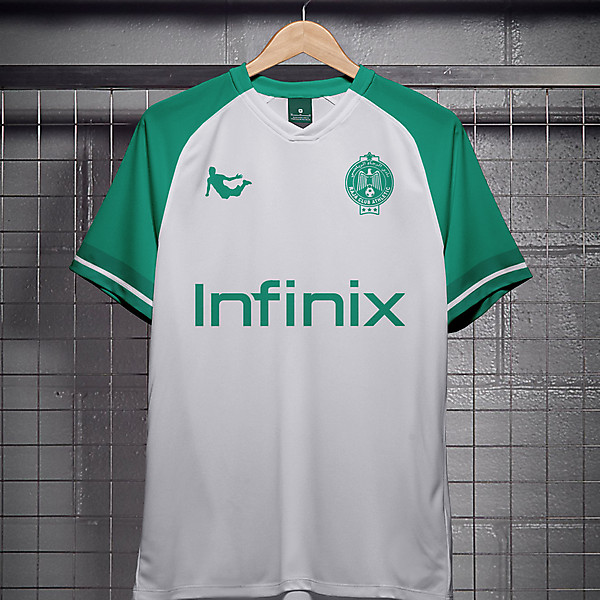 Raja Casablanca - Away Kit
