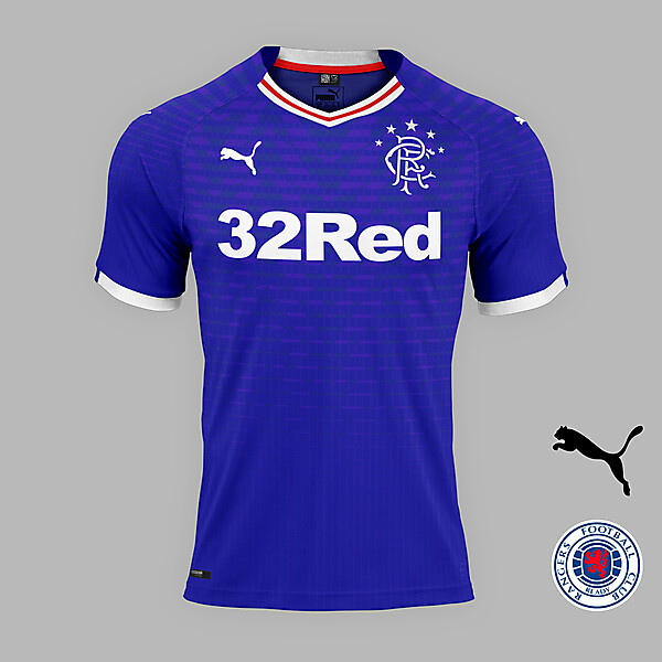 Rangers home concept