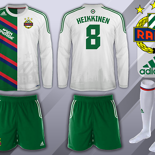 Rapid Wien - Fantasy Away Kit