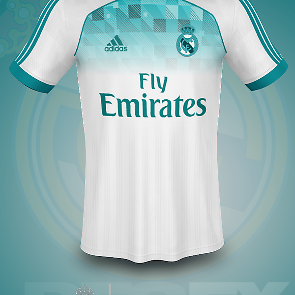 Real Madrid 18/19 Concept Kit