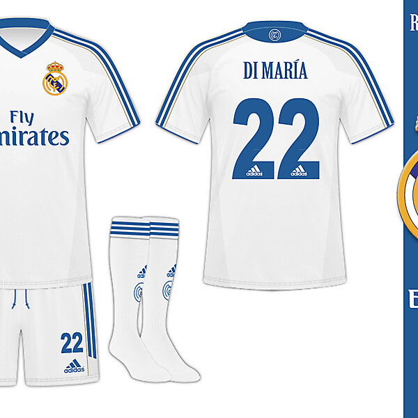 Real Madrid 2014 / 2015 Home
