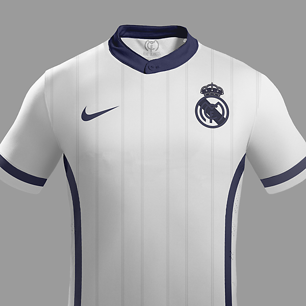 Real Madrid 2015/2016 Home / With Nike
