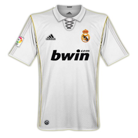 Real Madrid Adidas 38.1