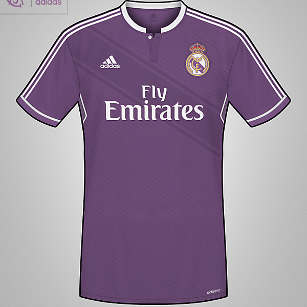 Real Madrid | Away Kit