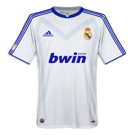Real Madrid Adidas 12.1