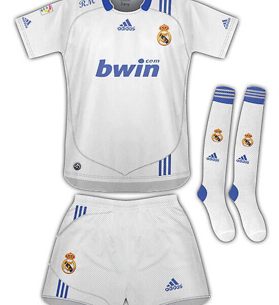 Real Madrid Adidas 13.1
