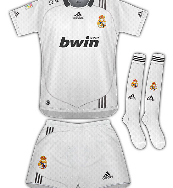Real Madrid Adidas 13