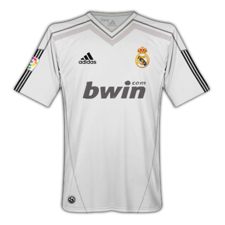 Real Madrid Adidas 19.1