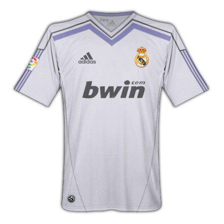 Real Madrid Adidas 19.2