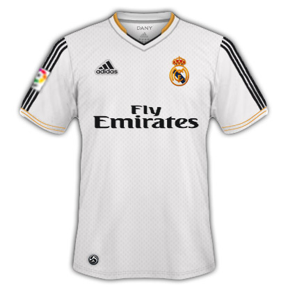 Real Madrid Adidas 41.1