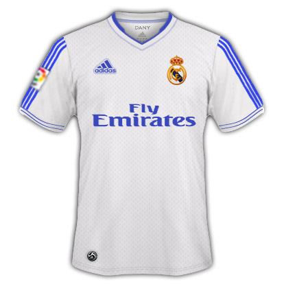 Real Madrid Adidas 41.2