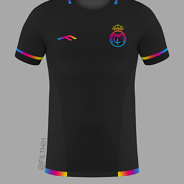 Real Madrid Away - F Sports