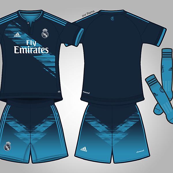 Real Madrid CF - Third Kit