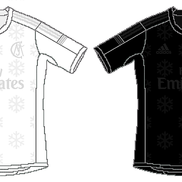Real Madrid Christmas Kits