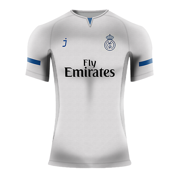 Real Madrid home shirt by<br />J-sports