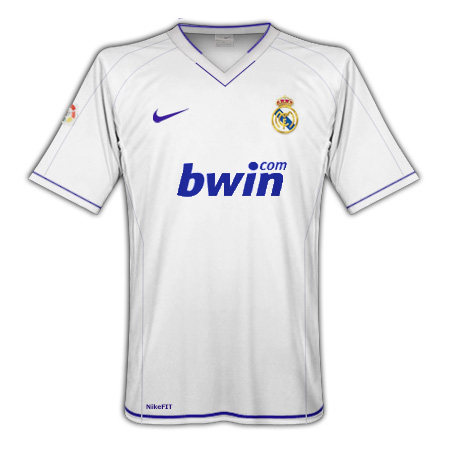 Real Madrid Nike 1.1