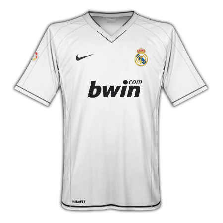 Real Madrid Nike 1
