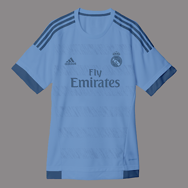 Real Madrid Third Kit Design
